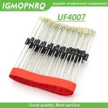 100PCS SMD US1M UF4007 1A/1000V DIP SMA snel herstel diode gelijkrichter Nieuwe Originele