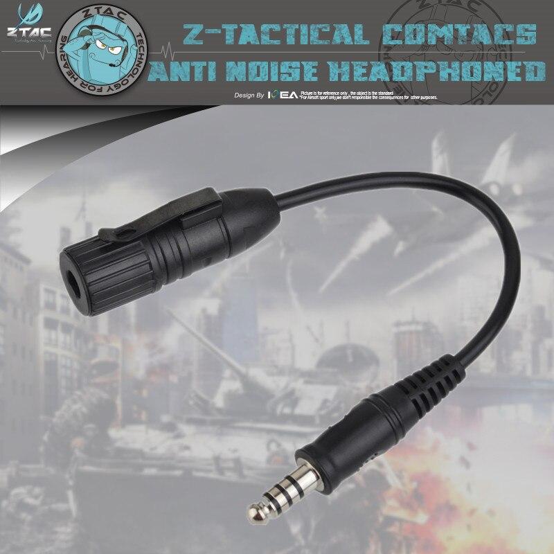 Element Ztac PTT Z145 línea de conversión G 1 a G 2 Cable adaptador bidireccional se puede utilizar con auriculares originales