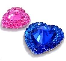 12 pçs/lote frete grátis amor herat tamanho 15mm forma redonda multicolorido flatback scrapbooking para telefone/casamento contas de resina