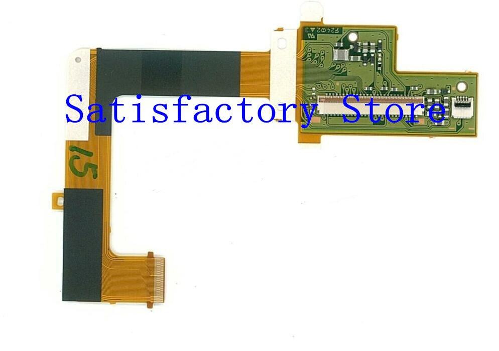 Novo para sony hx90v hx90 lcd tela dobradiça cabo flex substituição reparação parte