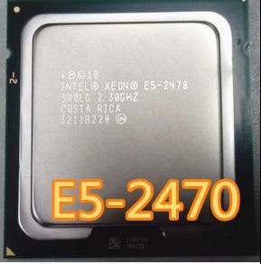Процессор Intel Xeon E5 2470 E5-2470 SR0LG 2,3 GHz 8-ядерный 20M LGA1356 E5-2470