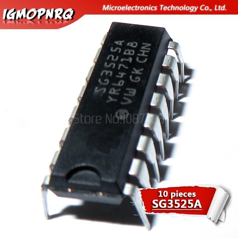 10 piezas SG3525A SG3525 Switng controladores, modo tensión w/sincronización DIP-16 nuevo original