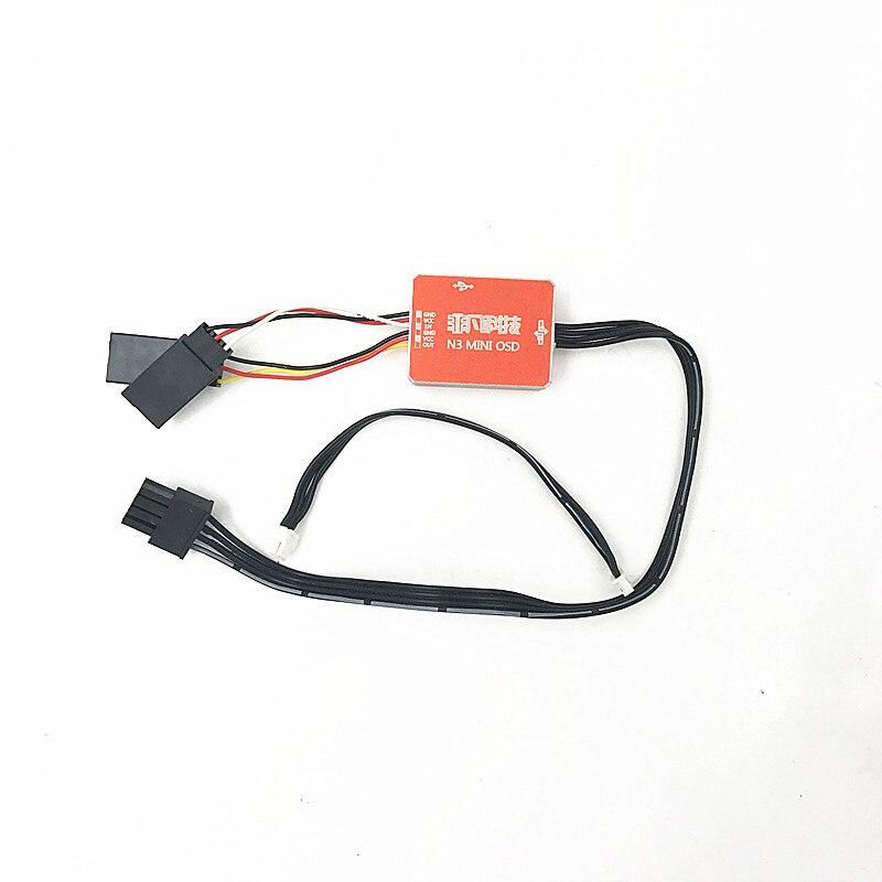 Контроллер полета DJI Phantom 2 FPV Mini N3 OSD для NAZA V1 V2 Lite Remzibi GPS RC Quadcopter Drone FPV Accs