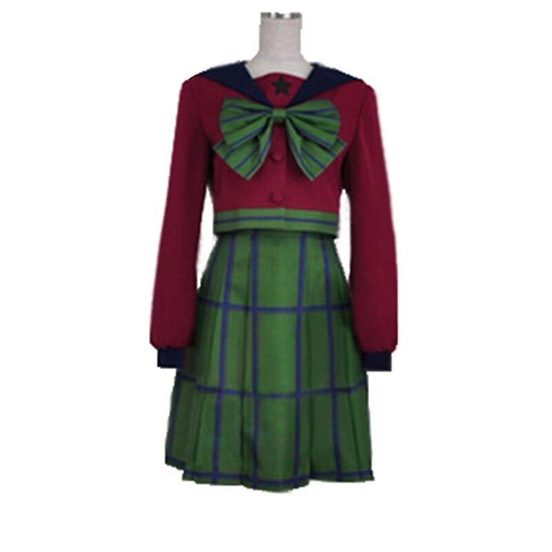 Костюм для косплея Сейлор Мун михиру кайу/Хотару Томоэ Сейлор Уран Муген гакуен для девочек костюмы на Хэллоуин с двумя бантами 11