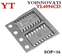 100pcs/lot TL494CD TL494 16-SOIC IC Best quality
