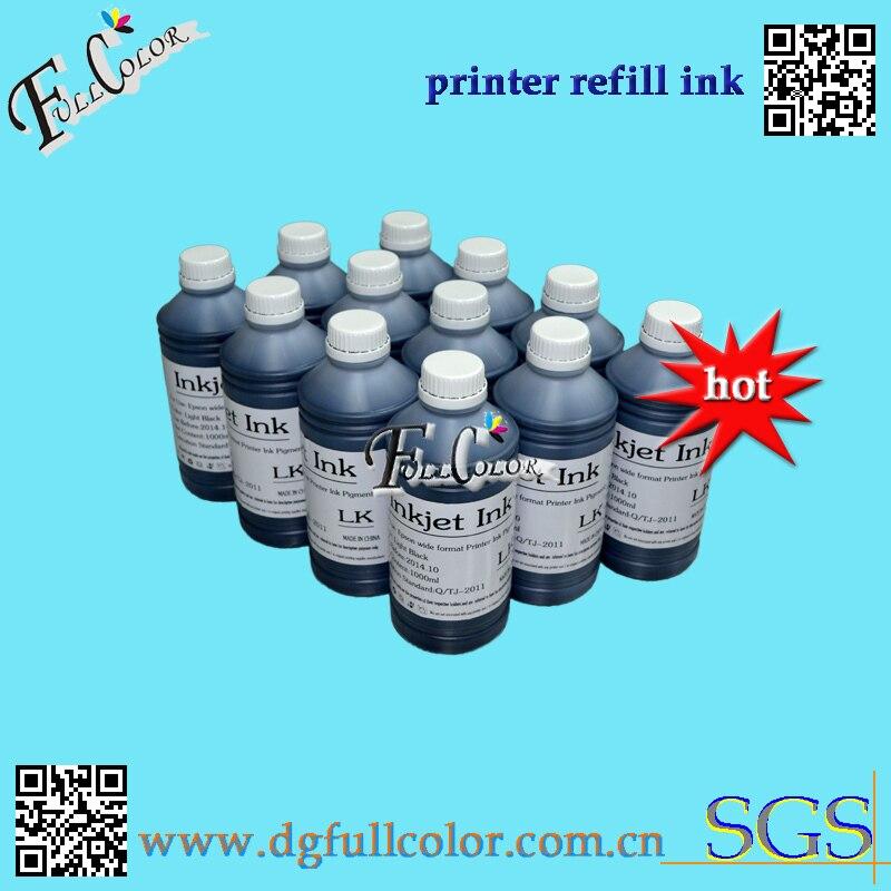 11 цветов Набор оптом заправка фото пигментные чернила для Epson Stylus Pro 4900 7900 9900 чернила для принтера Бесплатная доставка