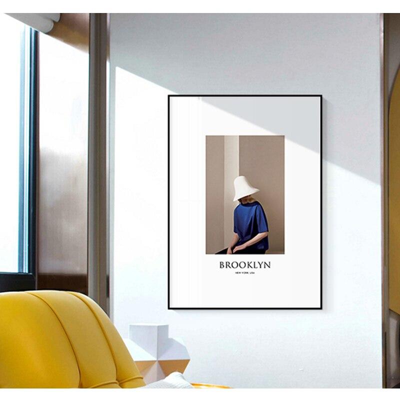 Cartel de retrato abstracto Picasso, impresiones Vintage, impresiones artísticas para pared, pinturas para el hogar, imagen de impresión decorativa para la sala de estar