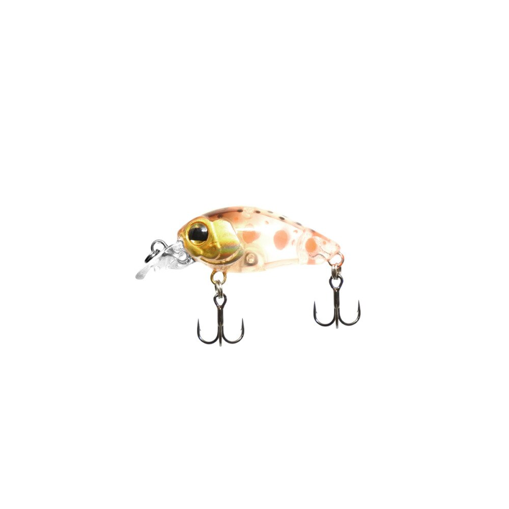 BassLegend-señuelo pequeño flotante para pesca con Lucio 38mm/3,5g