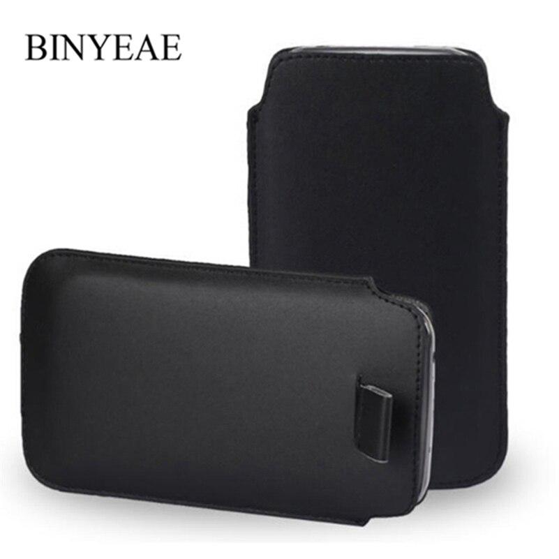 Кожаный чехол-кобура для телефона Sony Xperia M5 E5603 E5606 E5653 / Xperia M5 Dual E5633 E5643 E5663