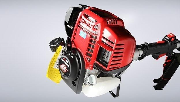 HOT GX35 engine 2 in 1 Brush cutter 4 stroke GX35 Engine Petrol strimmer enlarge