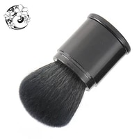 energy brand professional large retractable blush powder kabuki brush goat hair make up makeup brushes pinceaux maquillage s66gp