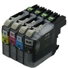 Vervanging LC137 LC-137 LC137XL LC-137XL LC135 Inkt Cartridges Mfc J4410DW J4510DW J4710DW Dcp J4110DW