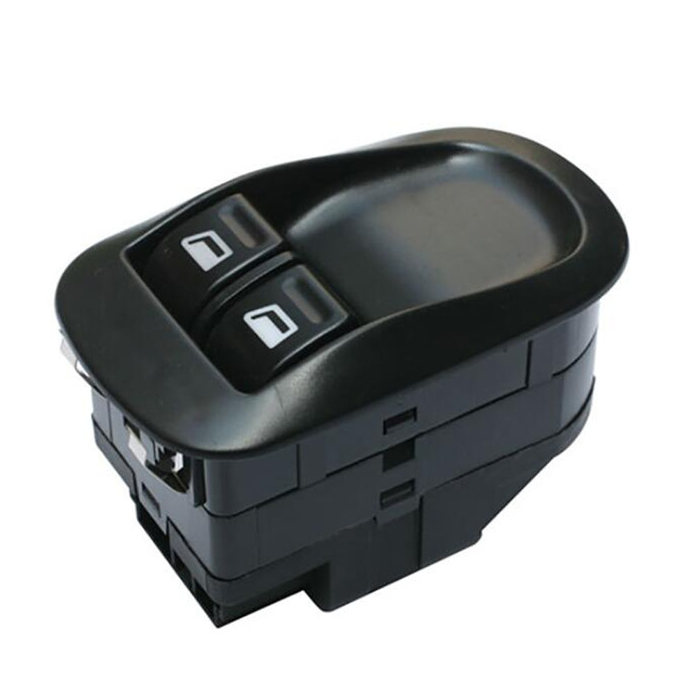 Botón de interruptor Triple de ventana eléctrica para Peugeot 206 CC, 2D, 2A, SW, 2E, 2K 6554.WQ