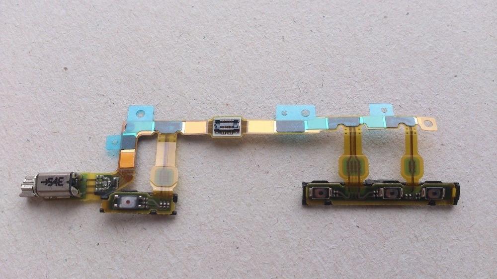 Para Xperia Z3 compacto D5803 D5833 volumen botón Motor de vibración y...