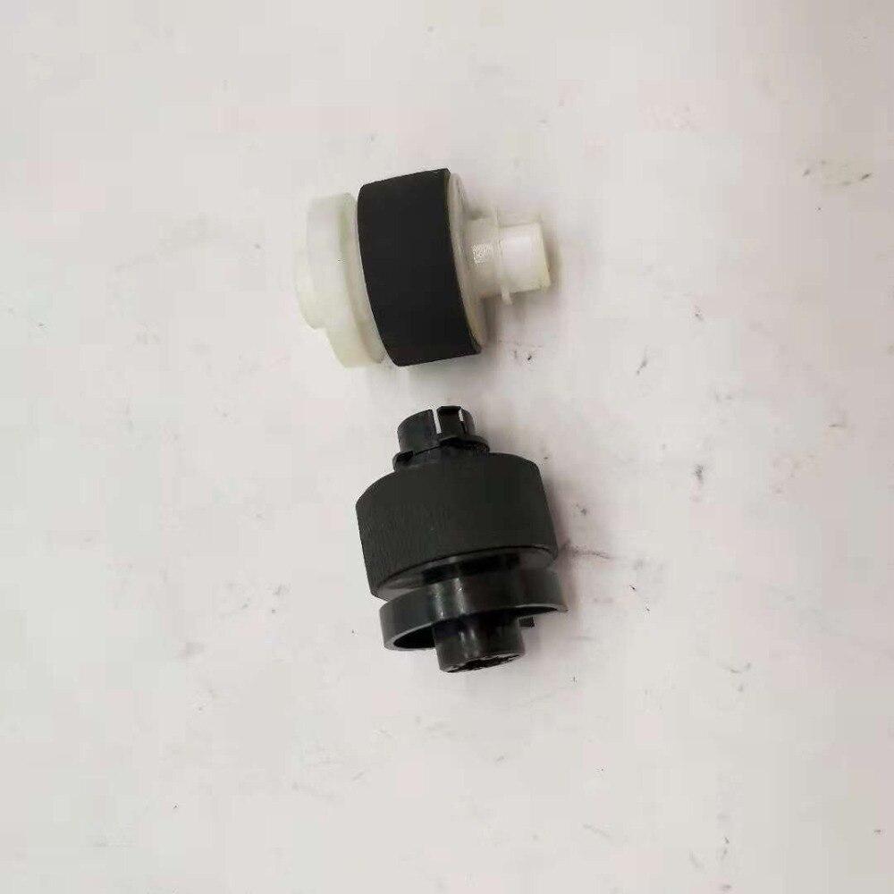 1 Juego de rodillo de alimentación de papel para Epson EX3 SP-EX3 SP1290 photo 890 1290 piezas de impresora de retard LD