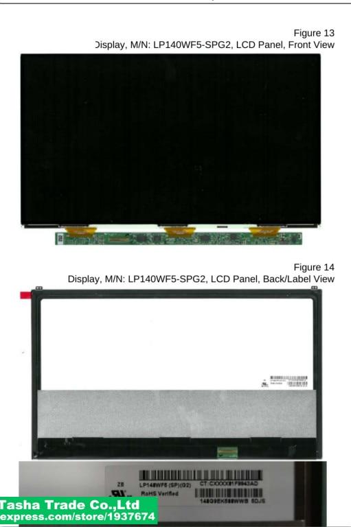 LP140WF5-SPG2 ل LG NT-14Z980 غرام 14Z980 دفتر 14 بوصة LCD شاشة LP140WF5 SPG2 LED LCD شاشة IPS مصفوفة