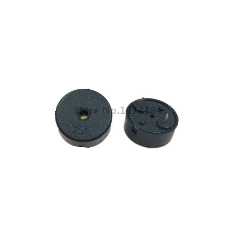 40 pçs/lote passivo piezoelétrico buzzer yd15240 tipo 3-24v 17*7mm original autêntico