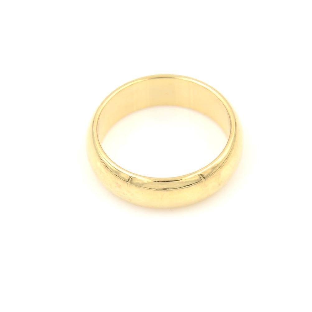 1 Uds. Anillo de placa de oro trucos de magia para arco Circular anillo magnético Close Up accesorios mágicos-Wizard PK anillo 18mm