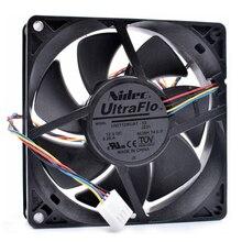 Tout nouveau U92T12MUA7-52 dorigine 9cm 9025 92x92x25mm 92mm ventilateur 12V 0.25A 4 lignes pwm châssis dordinateur CPU ventilateur de refroidissement
