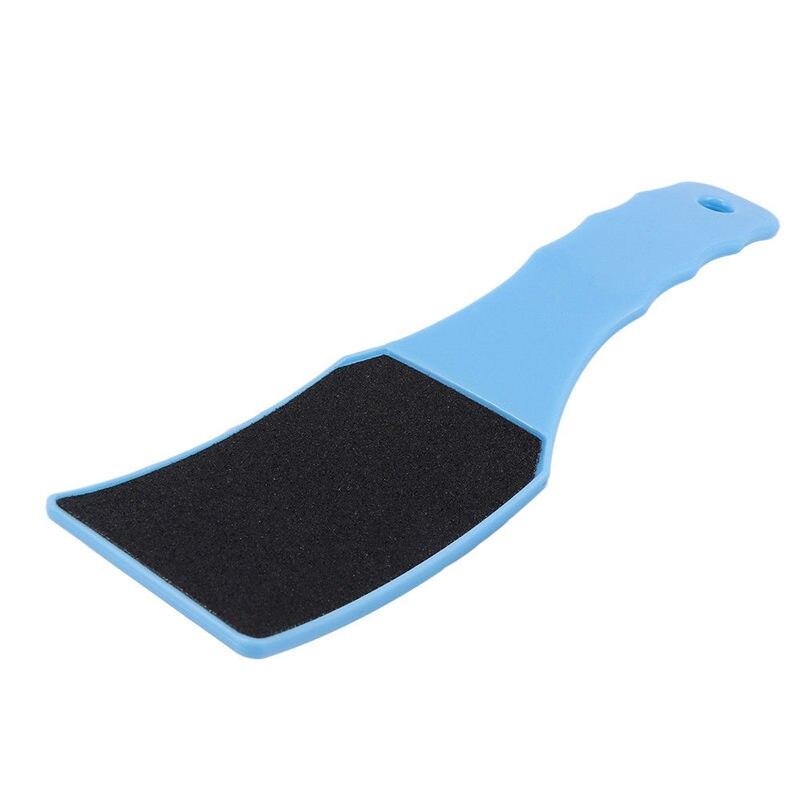 Limas de doble cara para pedicura callo mate, exfoliante, frotamiento de pies y pies, tabla de masaje para pies 1 Uds