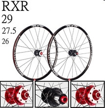 MTB горный велосипед, велосипед с ЧПУ, передняя 2 задняя 5 герметичных подшипников, дисковые колеса 26/27, 5/29 дюйма, обод велосипеда