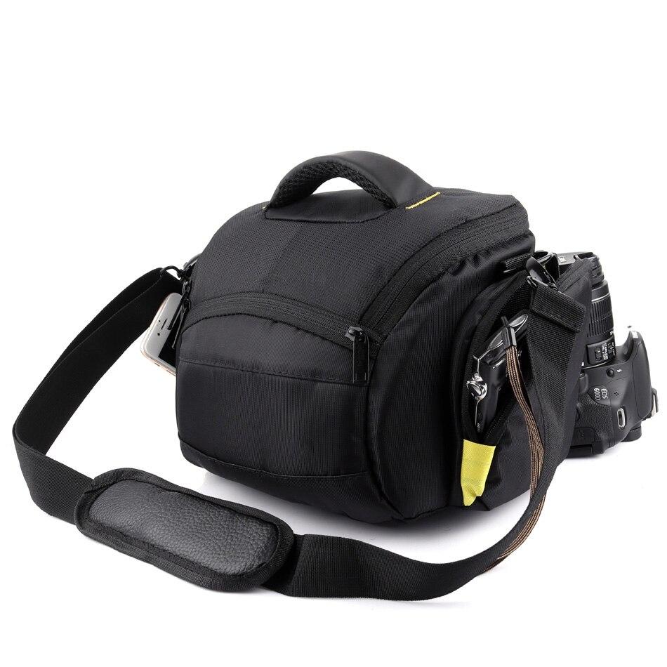 Bolsa tipo bandolera para cámara Samsung NX3300 NX3000 NX2000 NX1100 NX1000 NX500 NX300 NX300M NX210 NX200 NX100 NX20 NX NX1 NX5 NX30