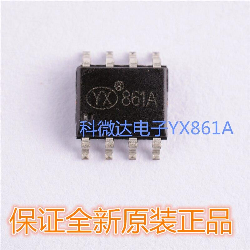 New original  10pcs  YX861A SOP8