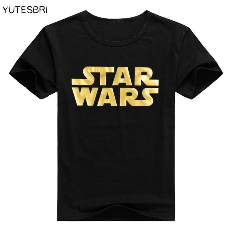 Moda película TV fitnesss camiseta de los hombres de dibujos animados juego casual camiseta de star wars Yoda camiseta para hombres tops de manga larga Camisetas