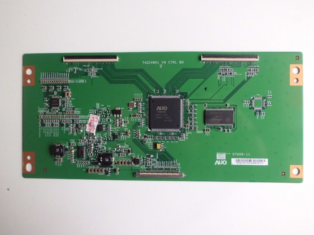 Envío Gratis, original T-CON T420XW01 V9 CTRL BD 07A06-11