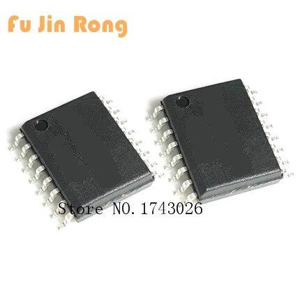 Original 5pcs/lot 25P32V6G ST25P32V6G SOP-16 Liquid crystal drive board chip SMD IC