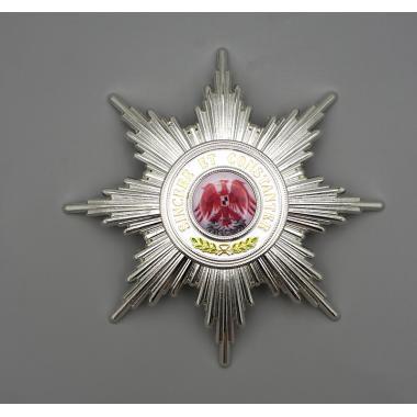 EMD la Orden del Águila Roja primera clase sin espadas pecho Star1