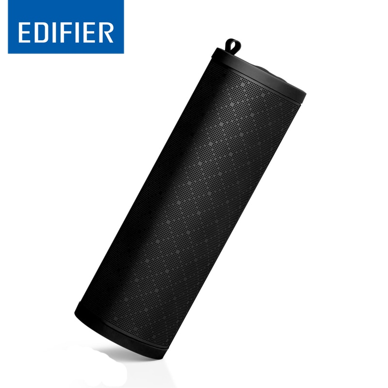 Edifier MP280 Bluetooth Speaker Cylindrical Design Full 360 Sound Portable Speaker Bluetooth 4.0 Wireless Speaker MicroSD Slot