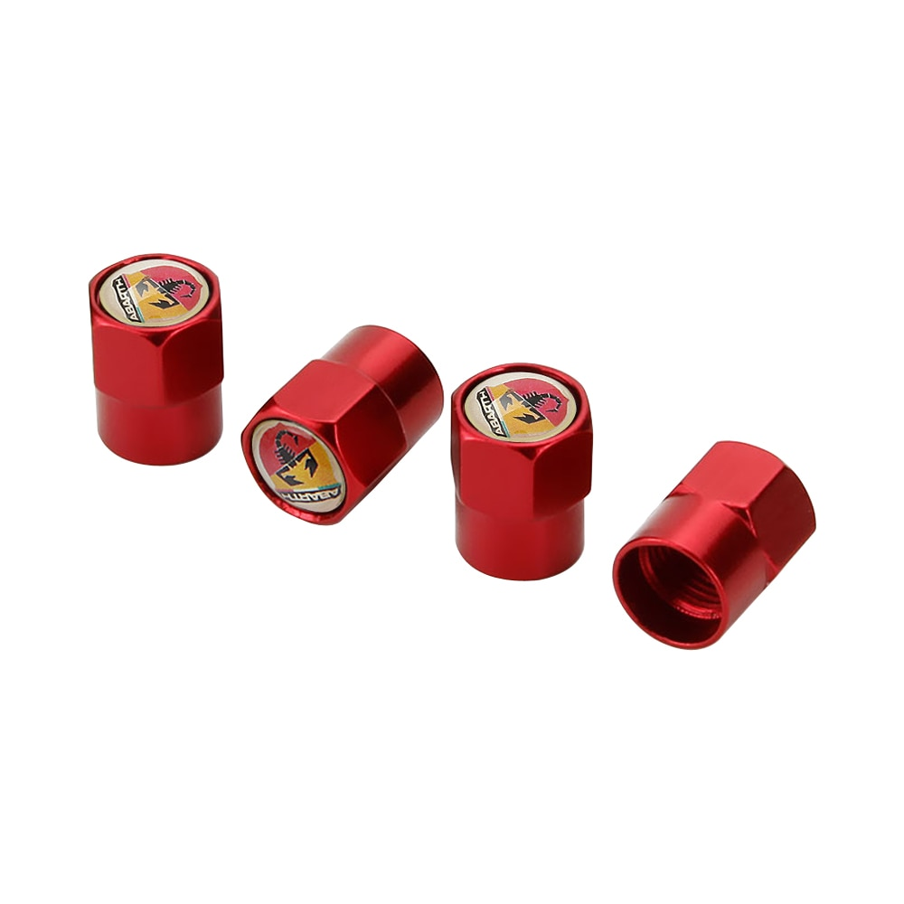 Tapas de válvula de neumáticos para coche, accesorios de válvula de neumáticos...