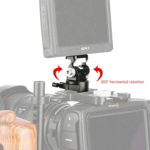 Image 4 - Держатель монитора NICEYRIG для цифровой зеркальной камеры с зажимом NATO для 5 дюймового или 7 дюймового монитора