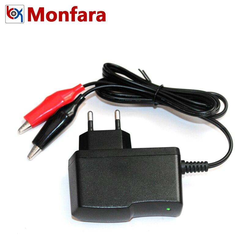 Универсальное автоматическое зарядное устройство 6 в 1 а для детской багги, Детские игрушечные автомобильные мотоциклетные свинцово-кислотные герметичные аккумуляторы 6 в вольт 1000мА