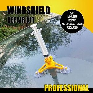 Image 3 - LEEPEE DIY набор для Ремонта Лобового Стекла, автомобильный инструмент для ремонта стекла, автомобильный Стайлинг, полировка экрана окна, чип трещины, автомобильный комплект для обслуживания