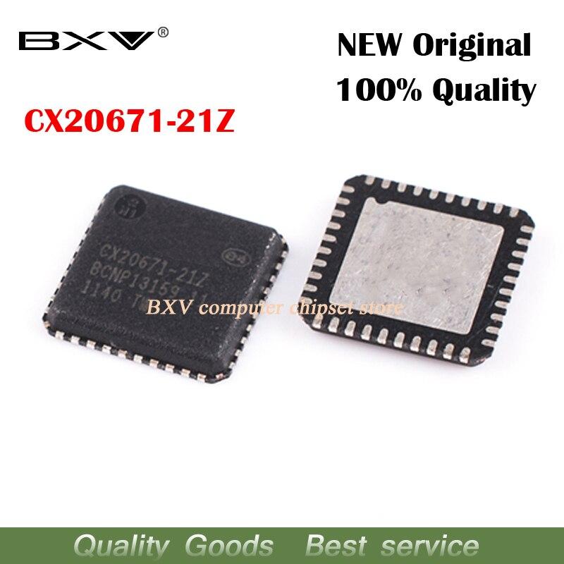 5 stücke CX20671 CX20671-21Z QFN-40 neue original kostenloser versand