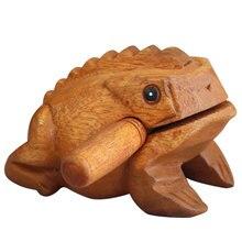 S M-grenouille argent thaïlandais Feng Shui   Artisanat porte-bonheur, grenouilles en bois, décoration de bureau, maison, Figurines dart, décorations Miniatures