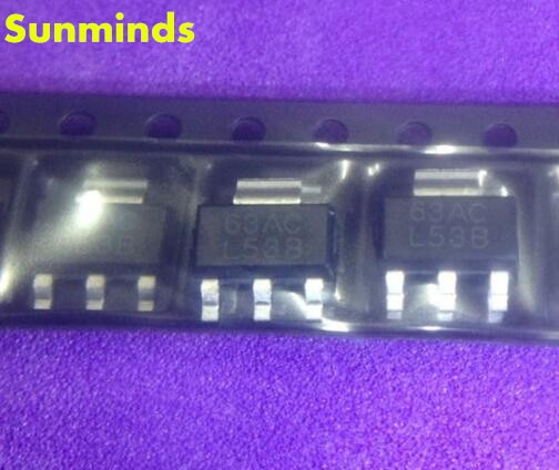 L53B LM2940IMPX-5.0 LM2940IMP-5.0 LM2940-5.0 LM2940 2940-5,0 L53B 50 unids/lote envío gratis