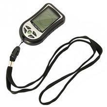 8 en 1 numérique LCD boussole altimètre baromètre Thermo température calendrier horloge électronique roulement capteur barométrique capteur