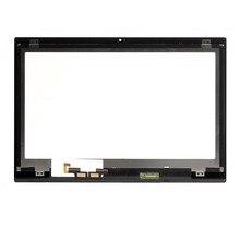 Para Acer Aspire R14 R3-471 R3-471T LCD asamblea de pantalla del ordenador portátil con pantalla táctil digitalizador de Panel táctil de la Asamblea B140XTN02.9