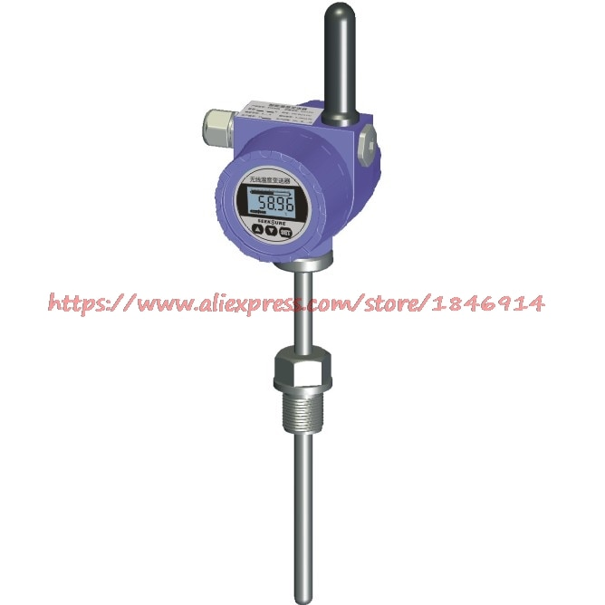 XS-7580SE 433 frequency wireless temperature transmitter / wireless temperature sensor / wireless sensor