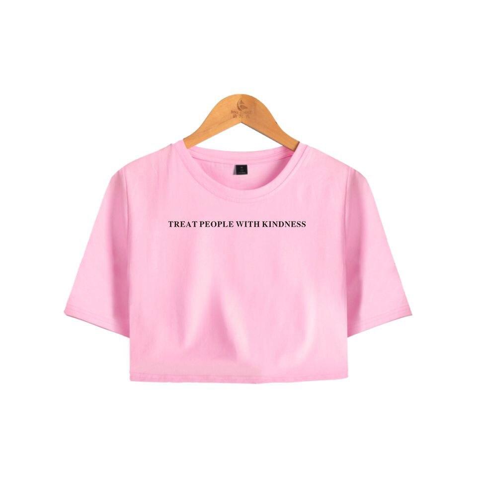 Harry Styles IFAHION ocio Top Camiseta 100% algodón fresco de manga corta Camiseta Hip Hop camiseta, ropa Homme de talla grande