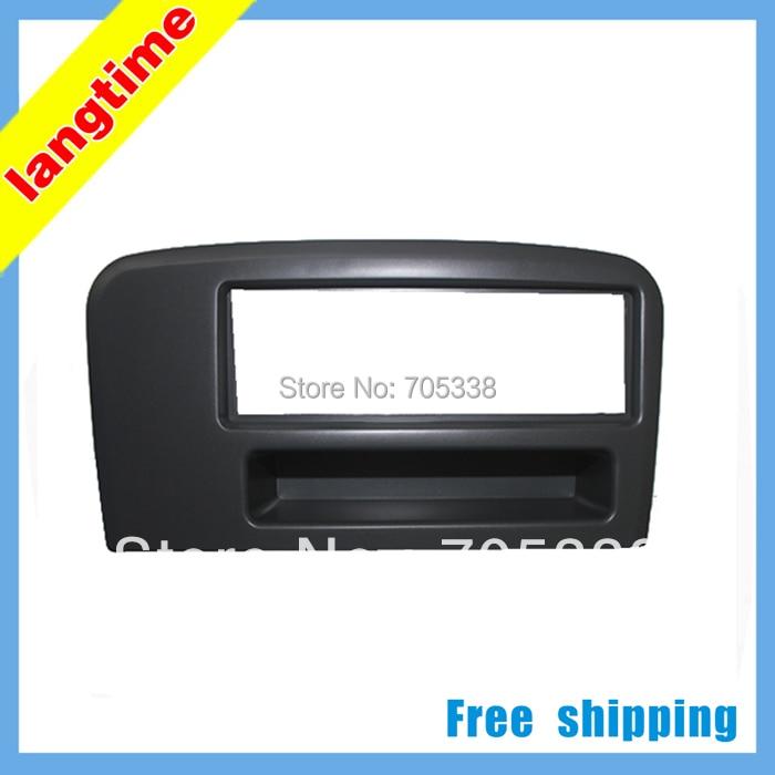 Free shipping-Car refitting DVD frame,DVD panel,Dash Kit,Fascia,Radio Frame,Audio frame for VOLVO S80
