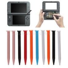 10PCS Plastic Stylus Pen Game Console Screen Touch Pen for Nintendo Lapiz Tactil for 2DS XL / LL Game Console