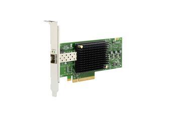 RaidStorage Avago Emulex LPe32000-M2 1 порт 32GFC PCIe Gen3 x8 коротковолновый оптический LC SFP + Gen 6 32Gb Однопортовый HBA