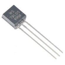 200 Stks/partij 79L05 WS79L05 5V Tot-92 Regulator Circuit Transistor Koperen Voeten