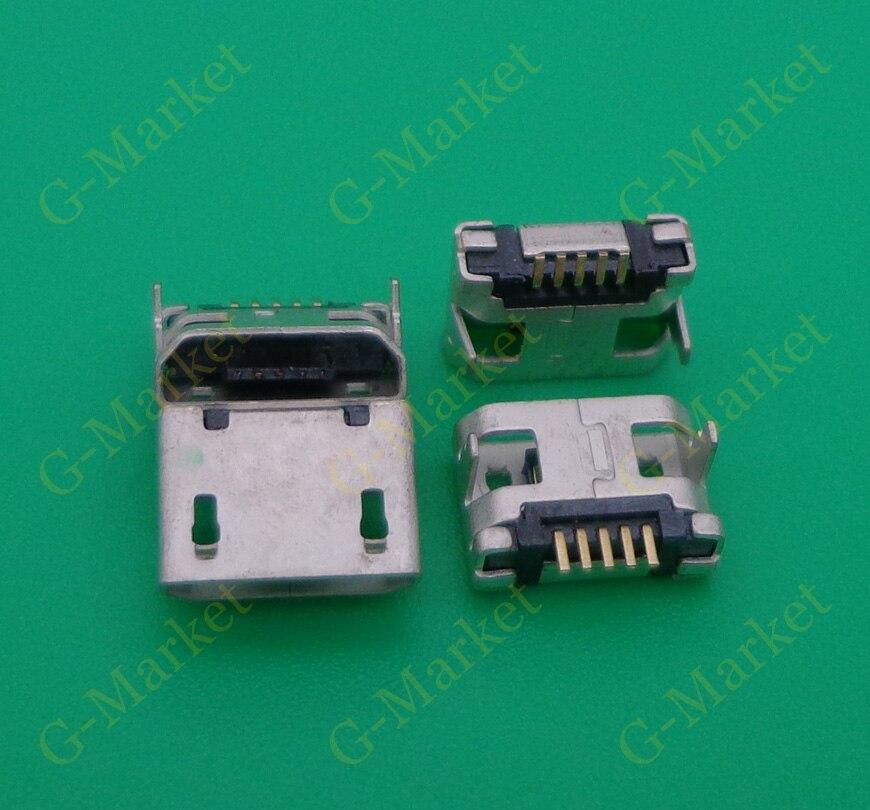 30 шт длинные иглы 5pin DIP 7,2 прямой порт Micro USB разъем USB для планшета/HDD/ PAD/мобильный телефон