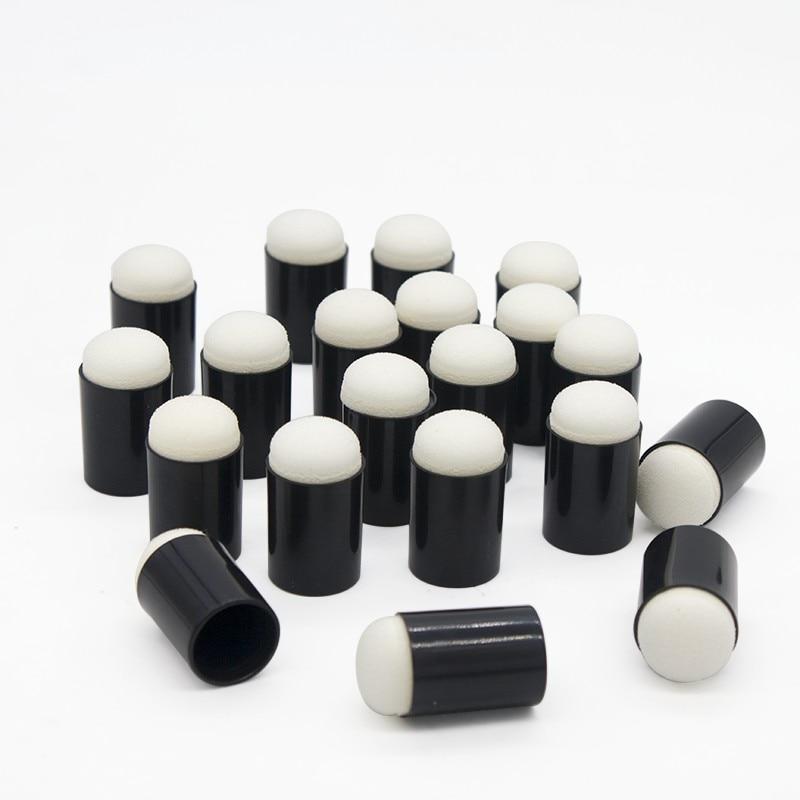 10 шт./лот, губка для рисования пальцев, пенообразователь, набор для рисования пальцев, губка для рисования, пенообразователь