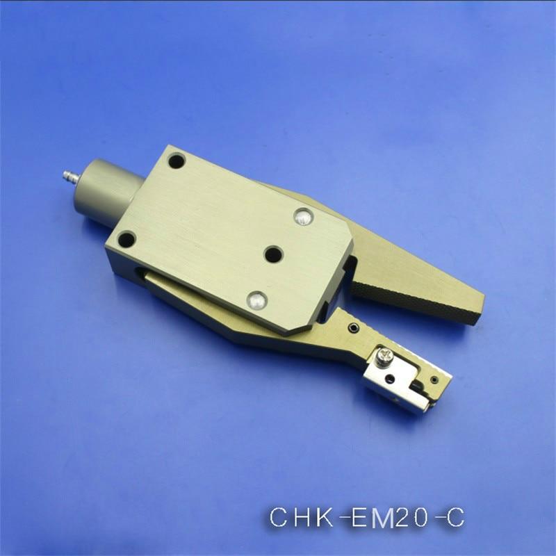 Piezas de robot estrella de alta calidad mini-boquilla de inyección pequeño accesorio CHK EM20 C cilindro neumático